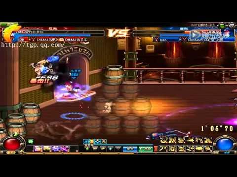 [CDnF]Top Tier(best CDnF vs best KDnF player) - PVP Practice