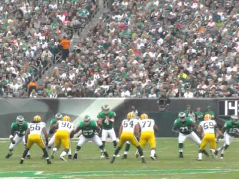 Game Day Vids: Eagles Vs Packers Week One 9/12/10
