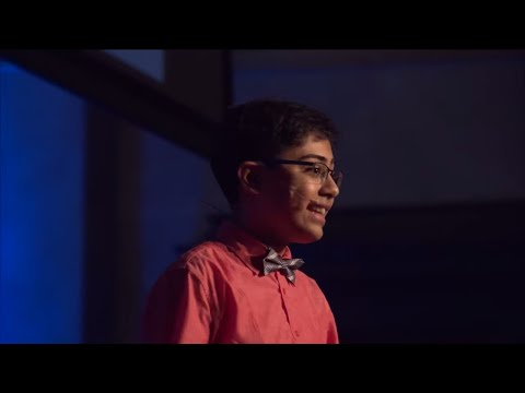 13 Year Old on a Mission - to Connect the Disconnected w/Ai   Tanmay Bakshi   TEDxCincinnati