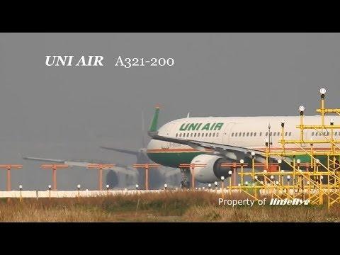 UNI AIR A321-200