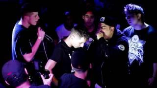 Instrumental BDM Pandillas // Mexico VS España // Errece & ...