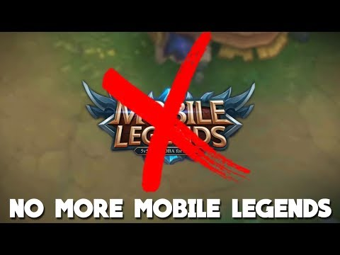 Mobile Legends Might Get Removed / Deleted