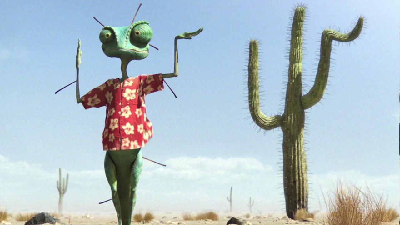 My Buddy Rango The Cactus Youtube