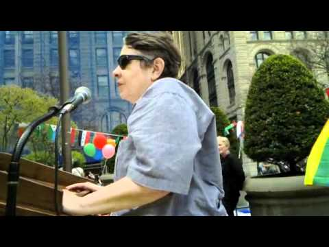Dr. Karla Jay Recieves Lifetime Achievment Award for Commitment to LGBTQ Civil Rights