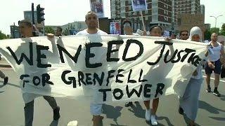 Гренфелл Тауэр   первая отставка