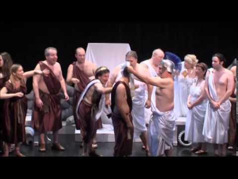 Thomas Zachary Shepard's Thespis: Thespis: Act 1 finale