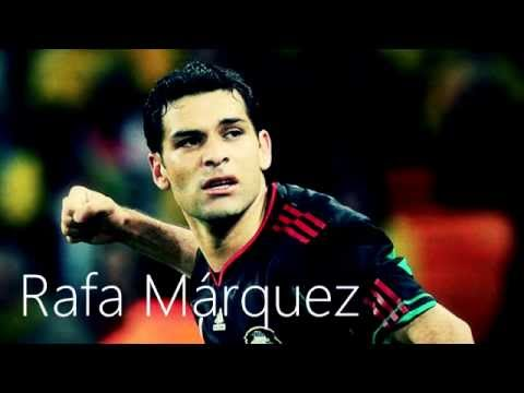 Rafa Márquez - Captain - Road To Brazil 2014