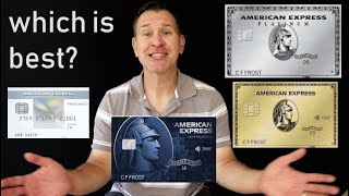 Best American Express Credit Cards (2019 Ratings/Rankings)