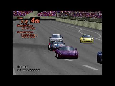 Gran Turismo 2 Arcade Mode - 16: Grand Valley Speedway