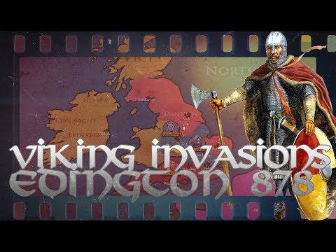 Vikings: Battle of Edington 878 - Great Heathen Army DOCUMENTARY