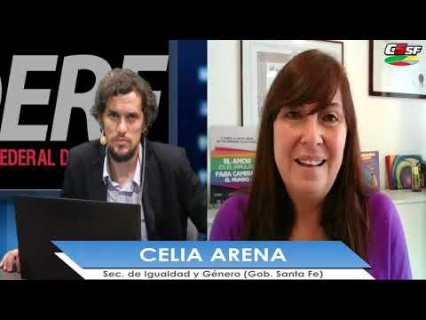 Celia Arena: Hace mucho tiempo veníamos peleando por la Paridad de Género