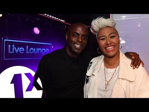Emeli Sande 'Untitled' (How Does It Feel) cover for BBC 1Xtra