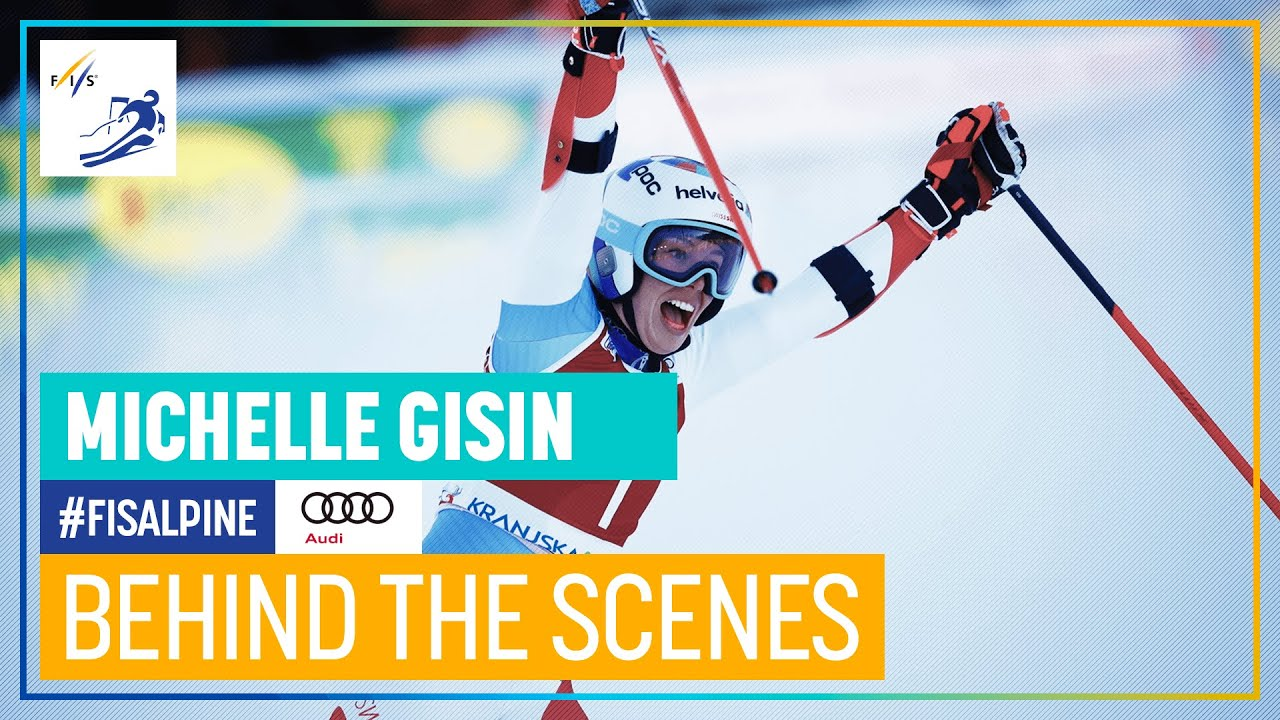 Behind the scenes with Michelle Gisin | FIS Alpine