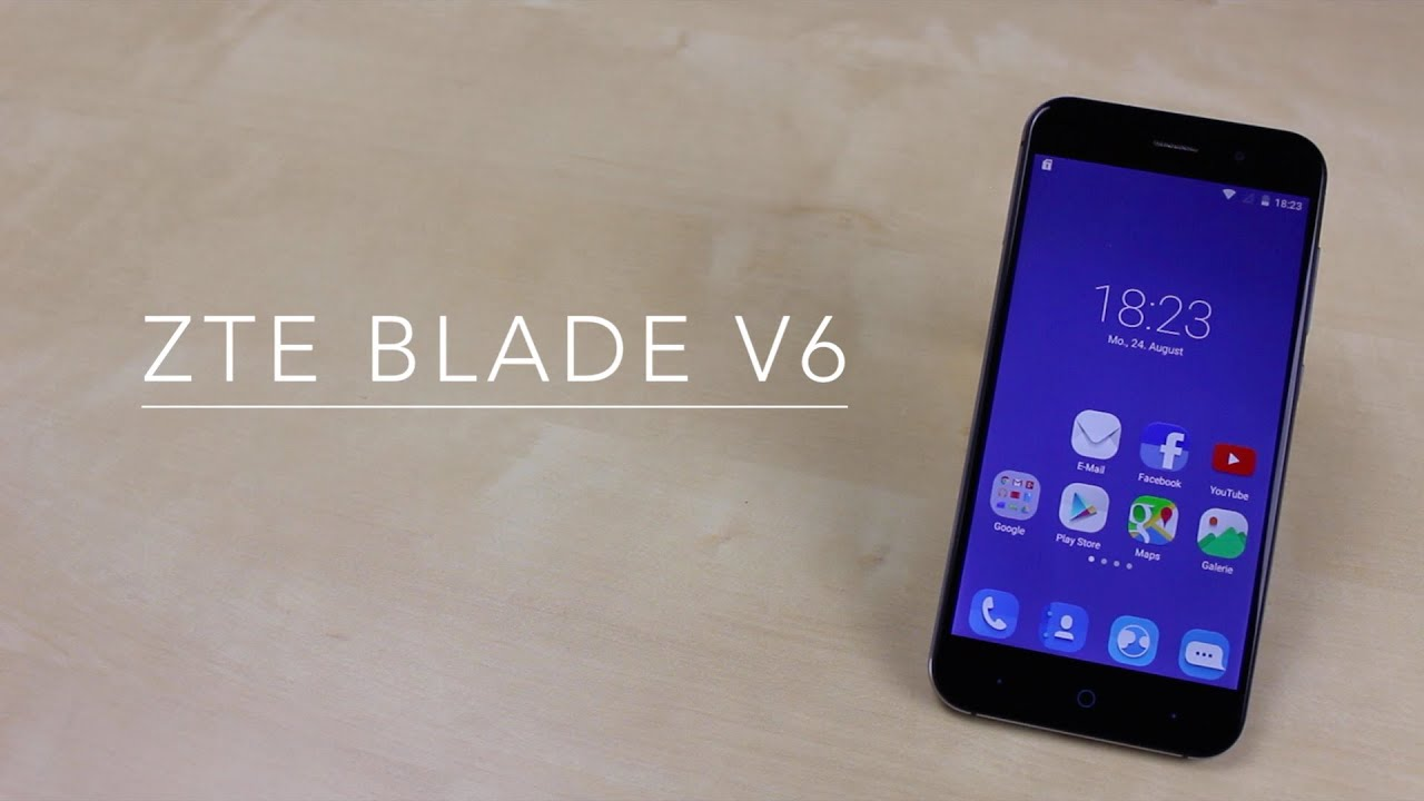 has enough zte blade v6 online You can