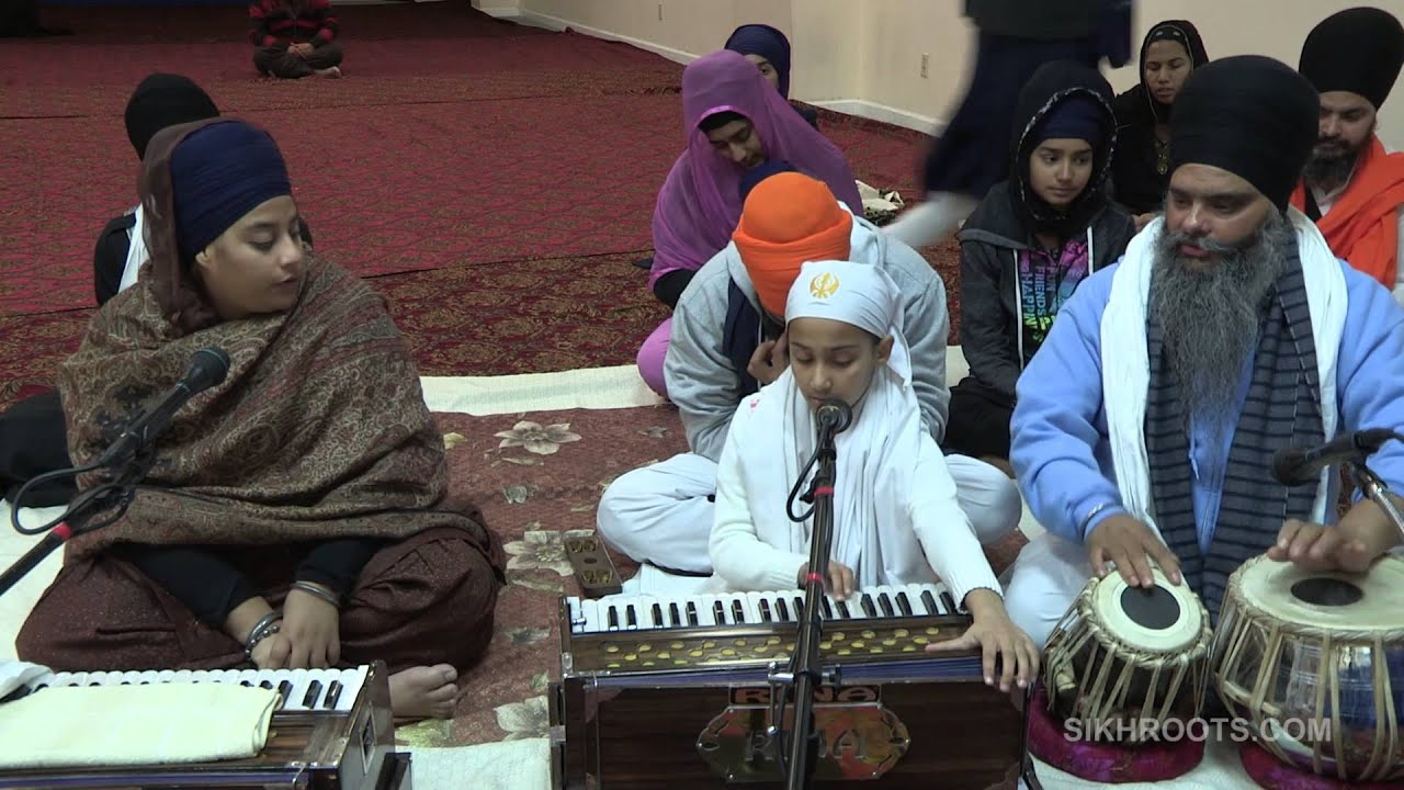 Unknown - Naam Simran - Akhand Jaap California 2015
