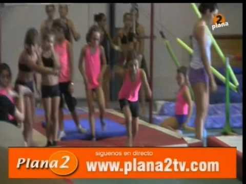 Reportaje Club Gimnasia Artística Almazora.