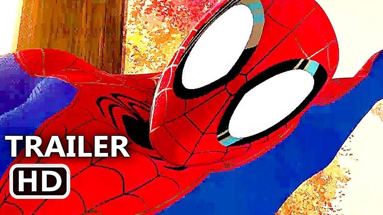 Homem Aranha No Aranhaverso Trailer Brasileiro Dublado 2018