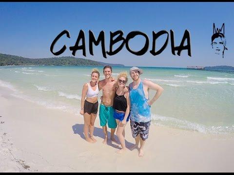Siem Reap | Phnom Penh | The Killing Fields | Koh Rong: Kinging-It Cambodia Vlog Ep. 10