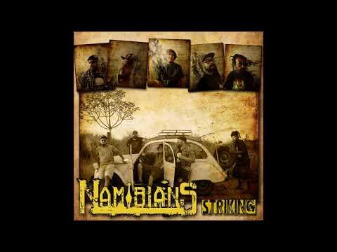 NAMIBIANS - Striking full album (2017)