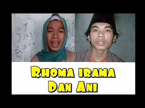 Video lucu percakapan ( RHOMA IRAMA DAN ANI) #Part60
