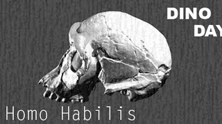Dino Day - Homo Habilis