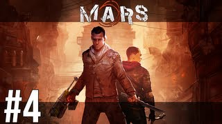 "✖  Let's Play - Mars: War Logs - ""I dont like Moles"" - Part 4 - PC Walkthrough"