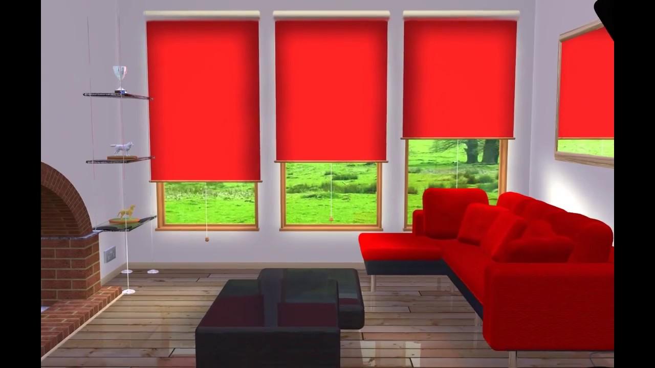 Covenanter 3d Living Room Dining Room Showreel