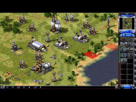 C&C Yuris Rache Online - Baum VS. Walter | FFA #5