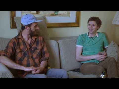 Crystal Fairy Interview with actor Michael Cera and director Sebastián Silva