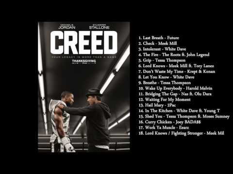 Creed - Various Artists   Soundtrack