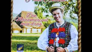 Paul Ananie - Peste deal, frunza rotunda - CD - Din Maramuresul meu drag