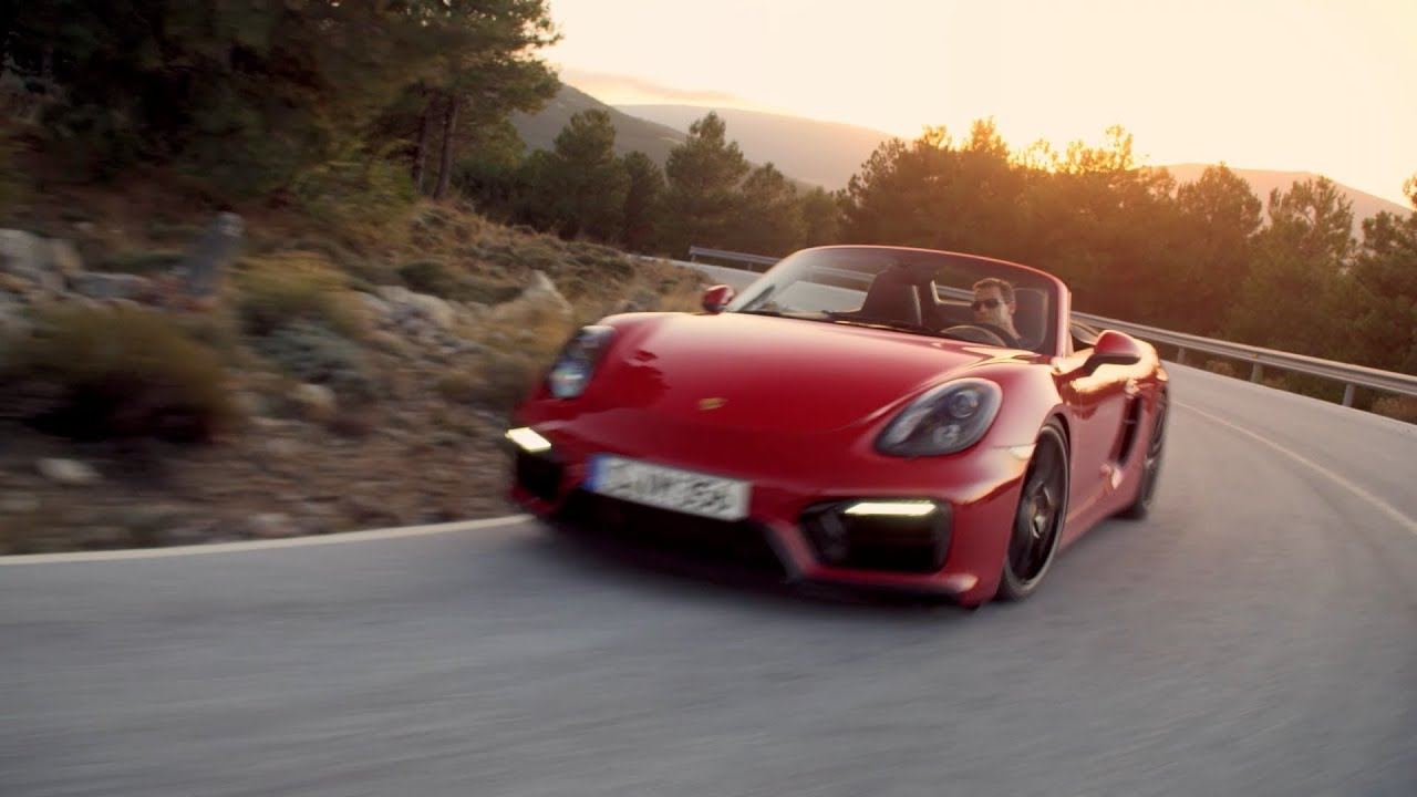 new 2015 porsche cayman gts boxster gts reveal promo youtube - 2015 Porsche Boxster Gts