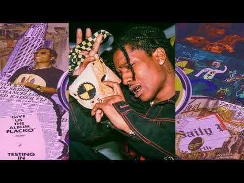 (FREE) Asap Rocky Type Beat