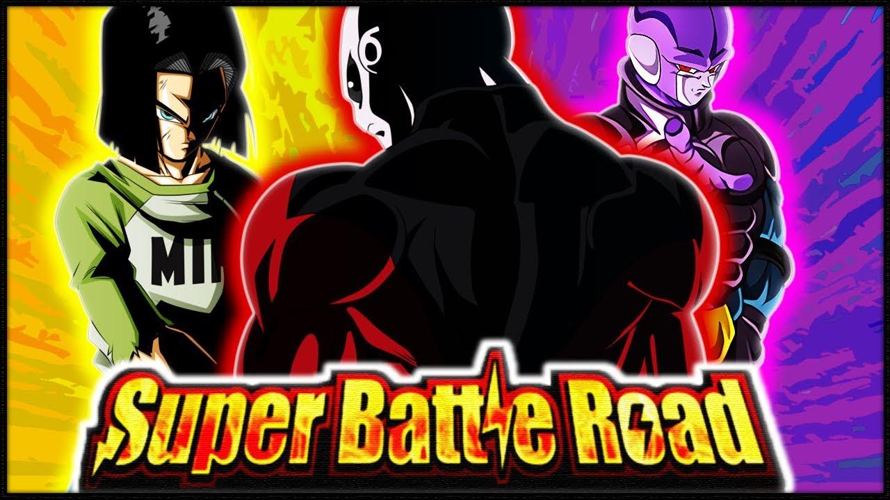 GUIDE & GAMEPLAY SUPER BATTLE ROAD SURVIE DE L'UNIVERS ! | DRAGON BALL Z  DOKKAN BATTLE FR