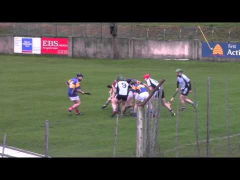 Nenagh Knockshegowna Junior A league 2014