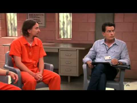 Anger Management Serie  Prisión Wayne