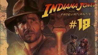 Indiana Jones and the Fate of Atlantis #18 - Entrada a la Atlántida