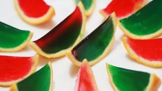 Lustige Orangenstücke Mit Gelatine Herstellen - DIY Essen & Getränke - Guidecentral