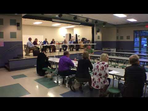 Cannon County School Board 9/14/17