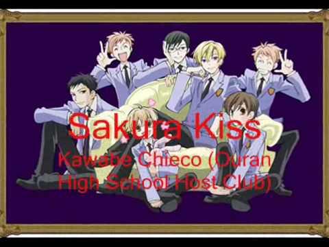 Ouran High School Host Club: Sakura Kiss (English+Japanese Lyrics)
