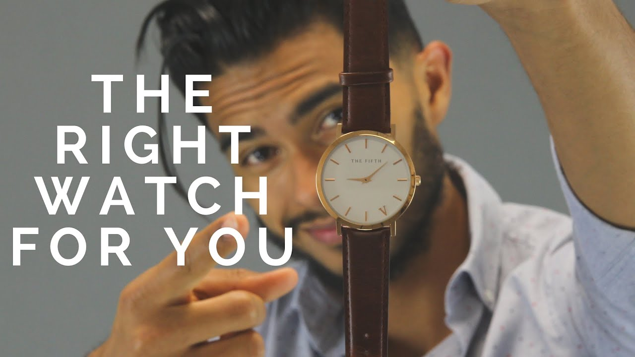 How to Choose a Watch for Your Wrist Size