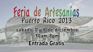 Feria de Artesanías de PR 2013 - Promo