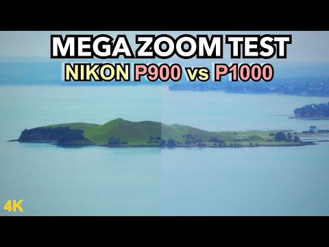Nikon P900 vs P1000: Mega Zoom Test - Return to the Island