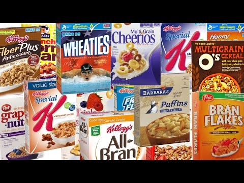 Low Carb Cereals Choices