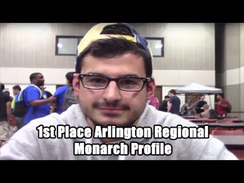1st Place Alex Bergeron's Monarch Deck 386 Person Arlington Regional Sept Format