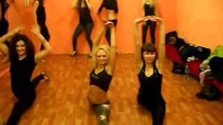 ♔ Школа танцев Manya ♔Go-Go.Алина и ее девочки.