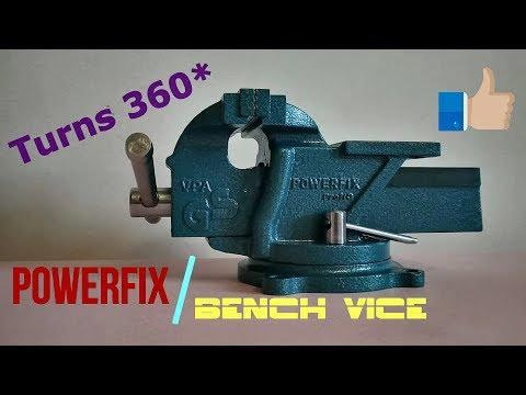 Bench Vice | Lidl | Powerfix | Metal Vise