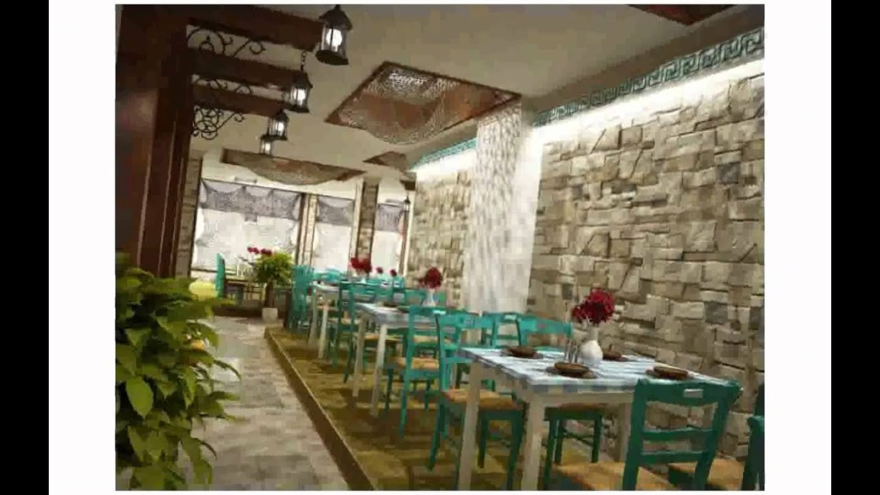 Watch on small restaurant interior design ideas