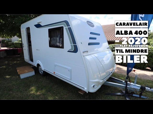 Caravelair Alba 400 - 2020 model org