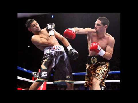 Amir Khan vs Danny Garcia (UK Radio Broadcast)
